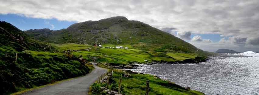 Gortahig on the Beara Peninsula - Beara Bus Hire